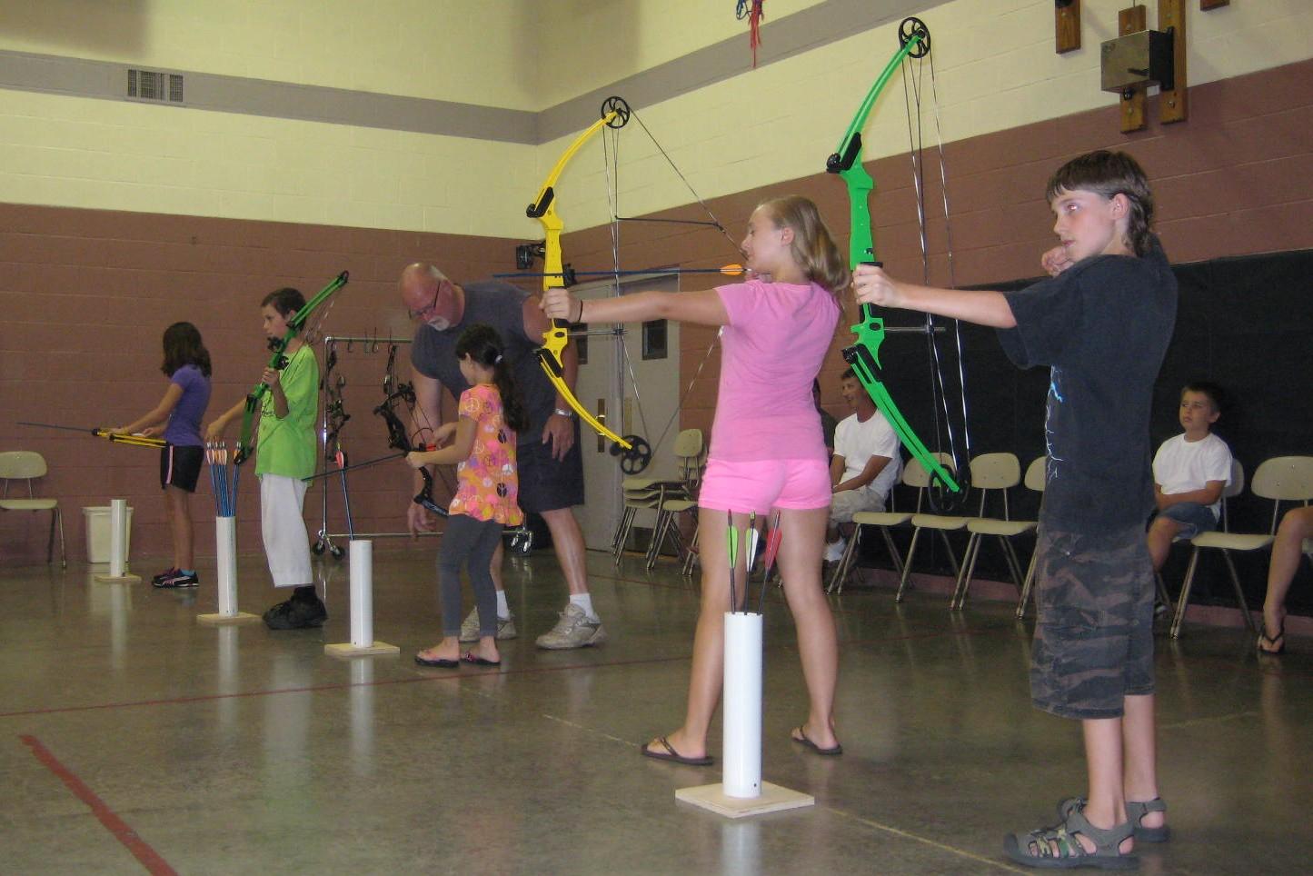 Archery Help