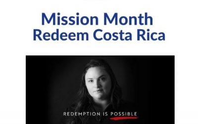 Mission Month – Redeem Costa Rica